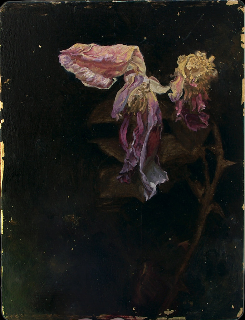 2011 - 10 paintings, 15x20cm each